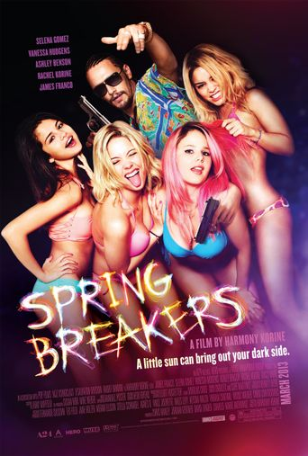 Watch Spring Breakers