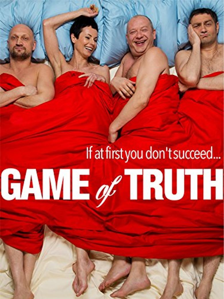 The Game of Truth Poster