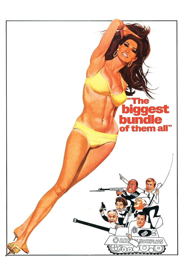 The Biggest Bundle of Them All Poster
