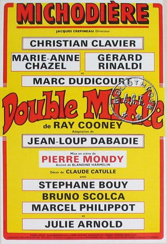 Double Mixte (1989) Poster