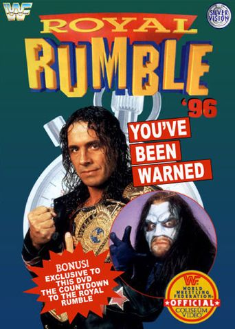WWE Royal Rumble 1996 Poster
