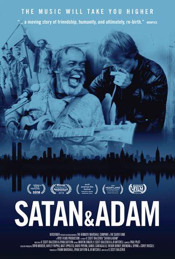 Satan & Adam Poster