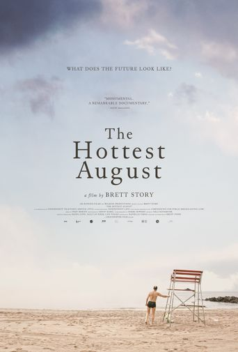 The Hottest August Poster
