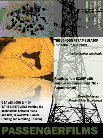 The London Perambulator Poster