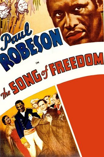 Song of Freedom Poster