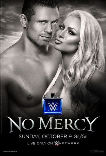 WWE No Mercy 2016 Poster