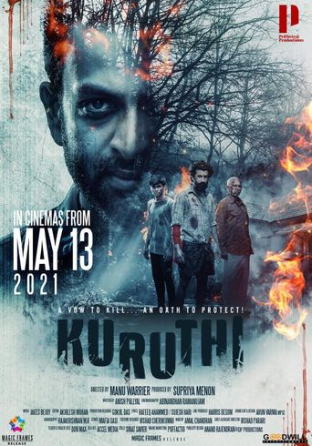 Kuruthi Poster