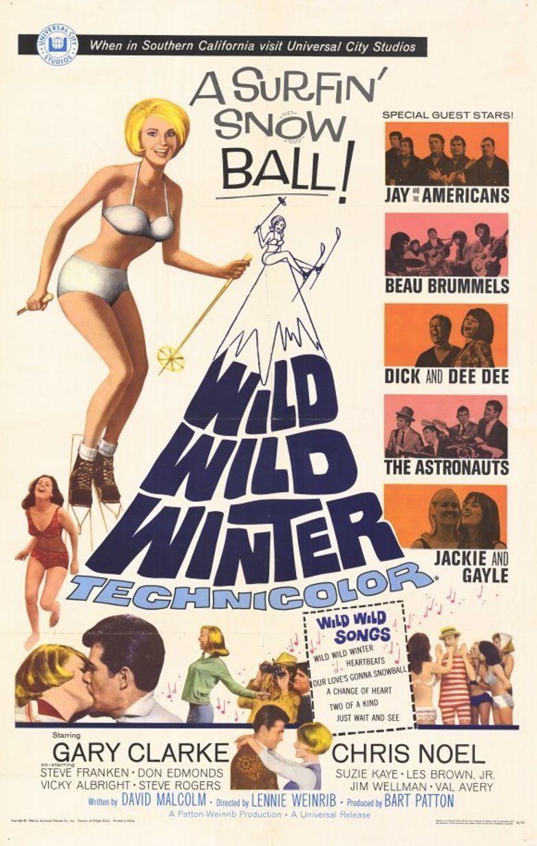 Wild, Wild Winter Poster