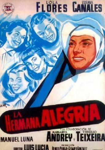 La hermana alegría Poster