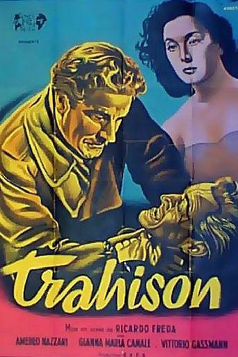 Il tradimento Poster