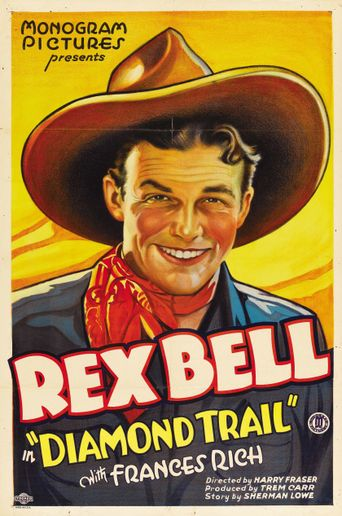 Diamond Trail Poster