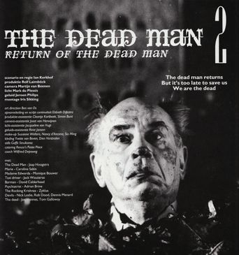 The Dead Man 2: Return of the Dead Man Poster