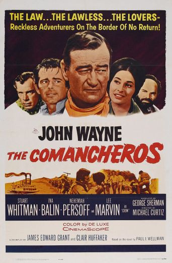 Watch The Comancheros