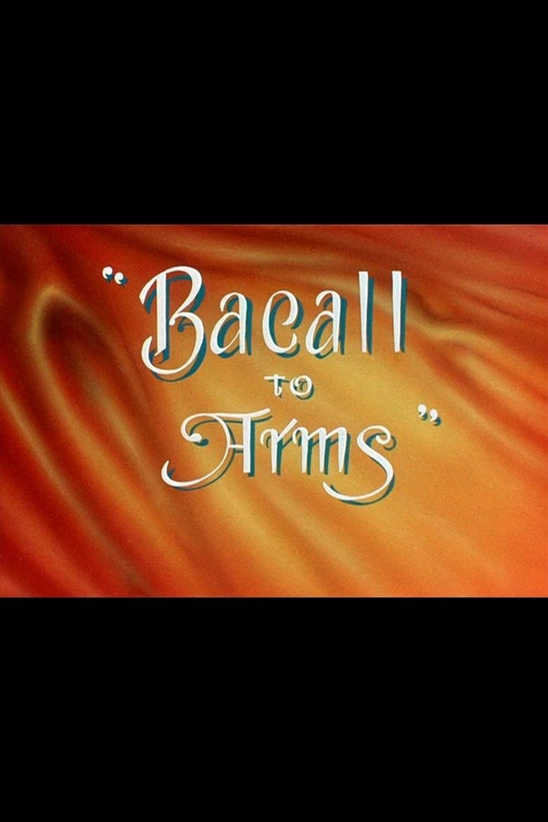 Bacall to Arms Poster