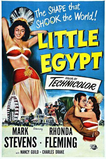 Little Egypt Poster