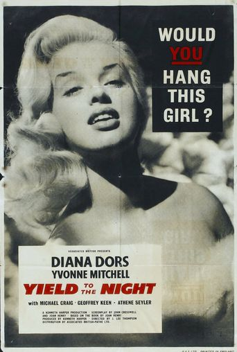 Yield to the Night Poster