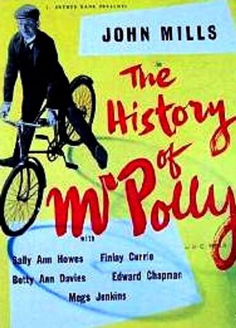 The History of Mr. Polly Poster