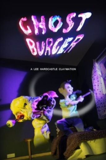 Ghost Burger Poster