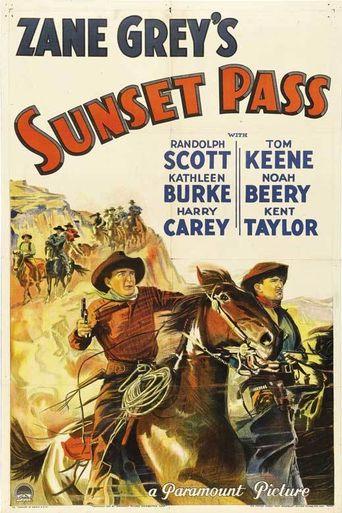 Sunset Pass Poster