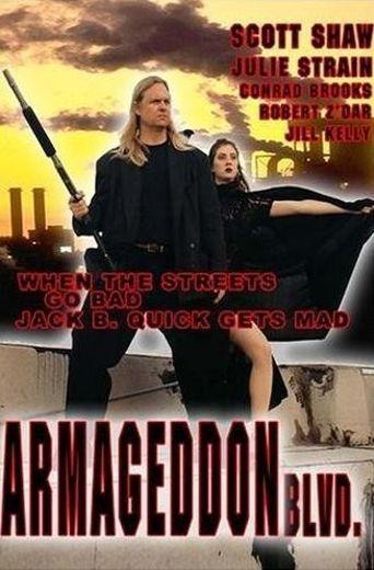 Armageddon Boulevard Poster