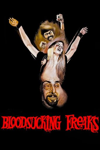 Bloodsucking Freaks Poster