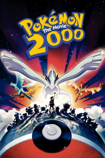 Watch Pokémon: The Movie 2000