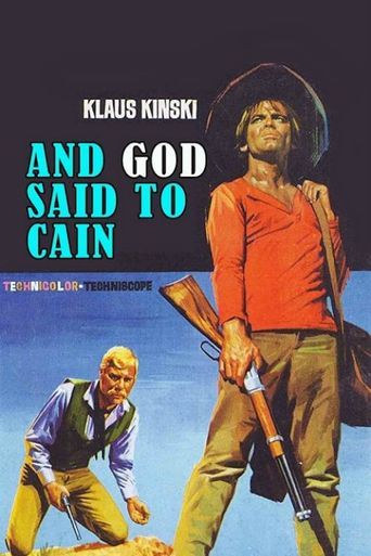 And God Said to Cain Poster