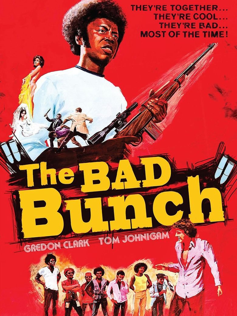 The Bad Bunch Poster