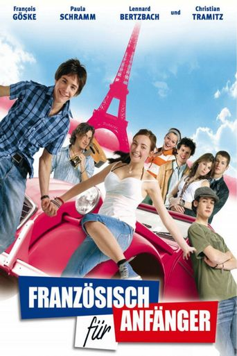 French for Beginners Poster