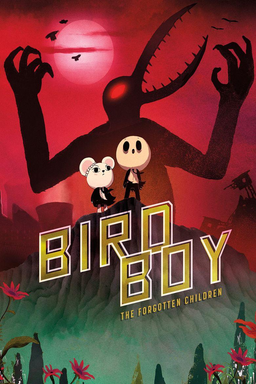 Birdboy: The Forgotten Children Poster