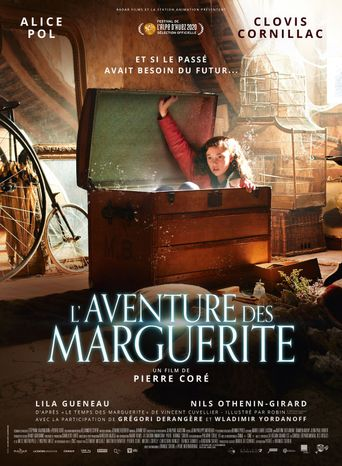 The Fantastic Journey of Margot & Marguerite Poster