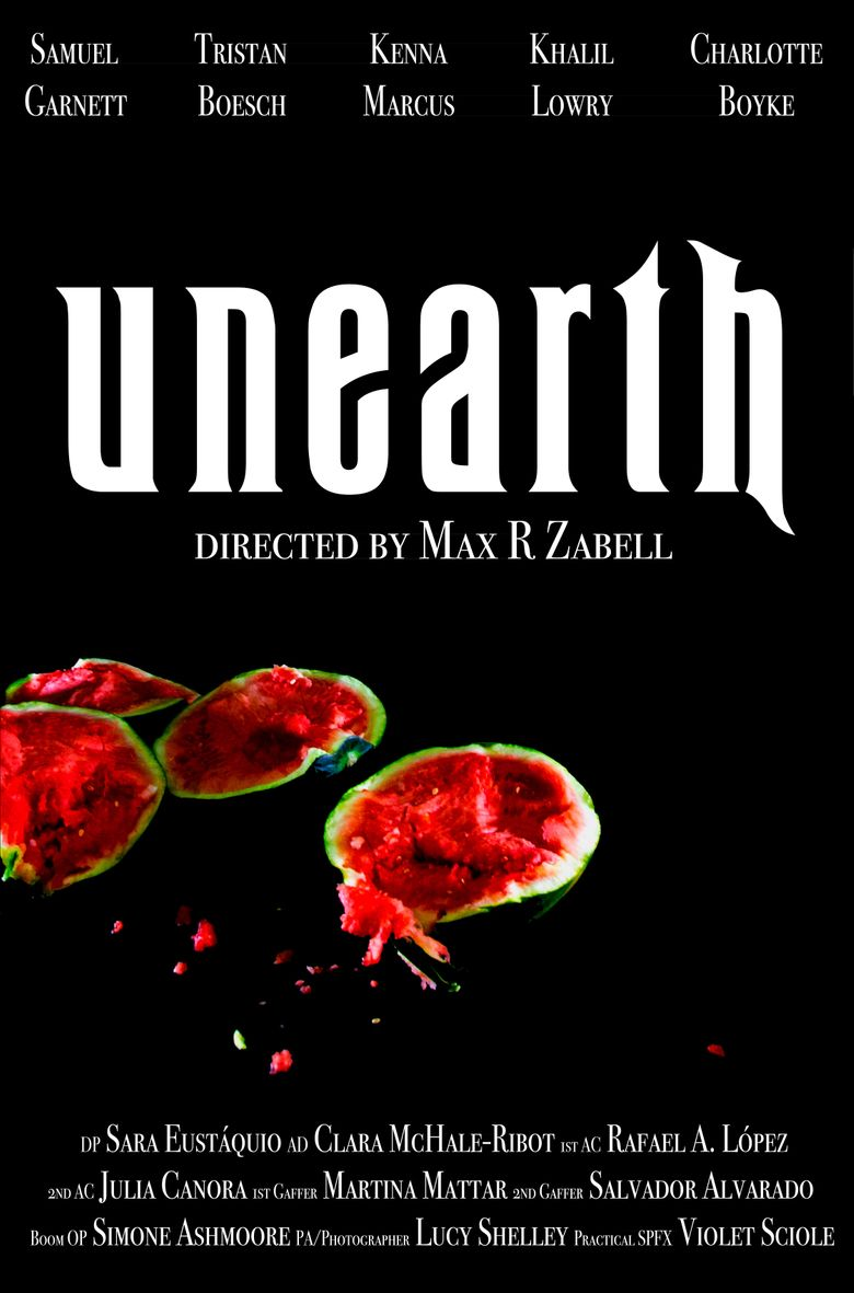 Unearth Poster
