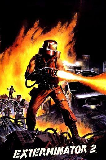 Exterminator 2 Poster