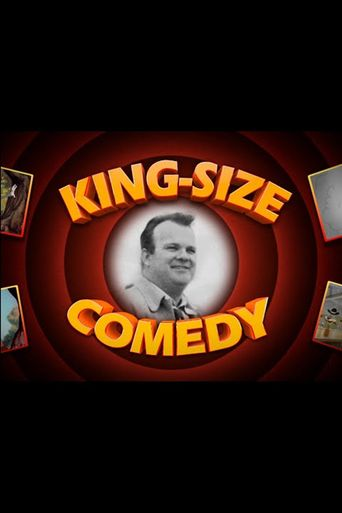 King-Size Comedy: Tex Avery and the Looney Tunes Revolution Poster