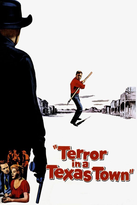 Terror in a Texas Town Poster