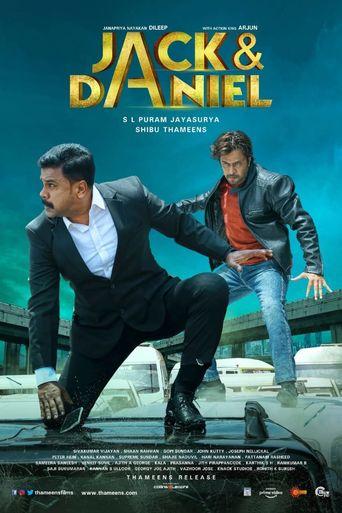 Jack & Daniel Poster