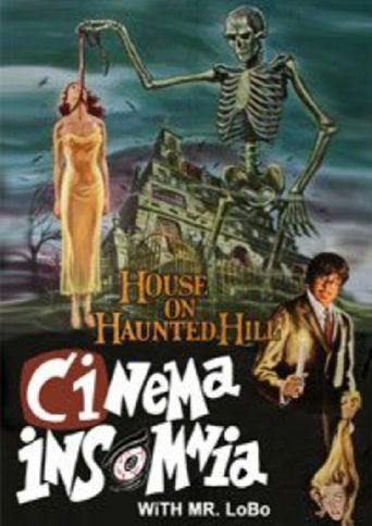 Pine Bros. Presents: Cinema Insomnia Haunted House Special Poster