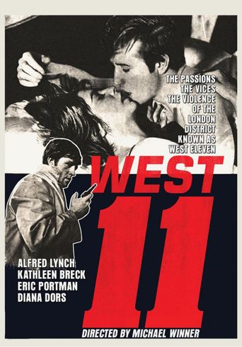 West 11 Poster