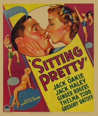 Sitting Pretty Poster