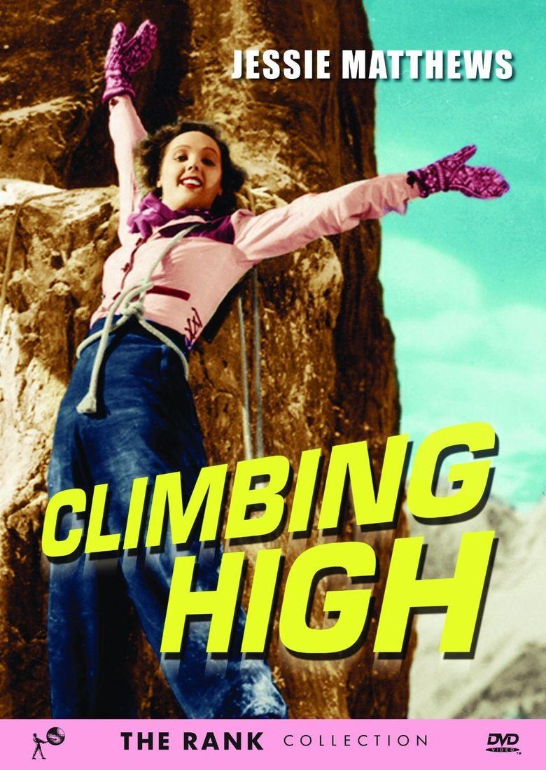 Climbing High Poster