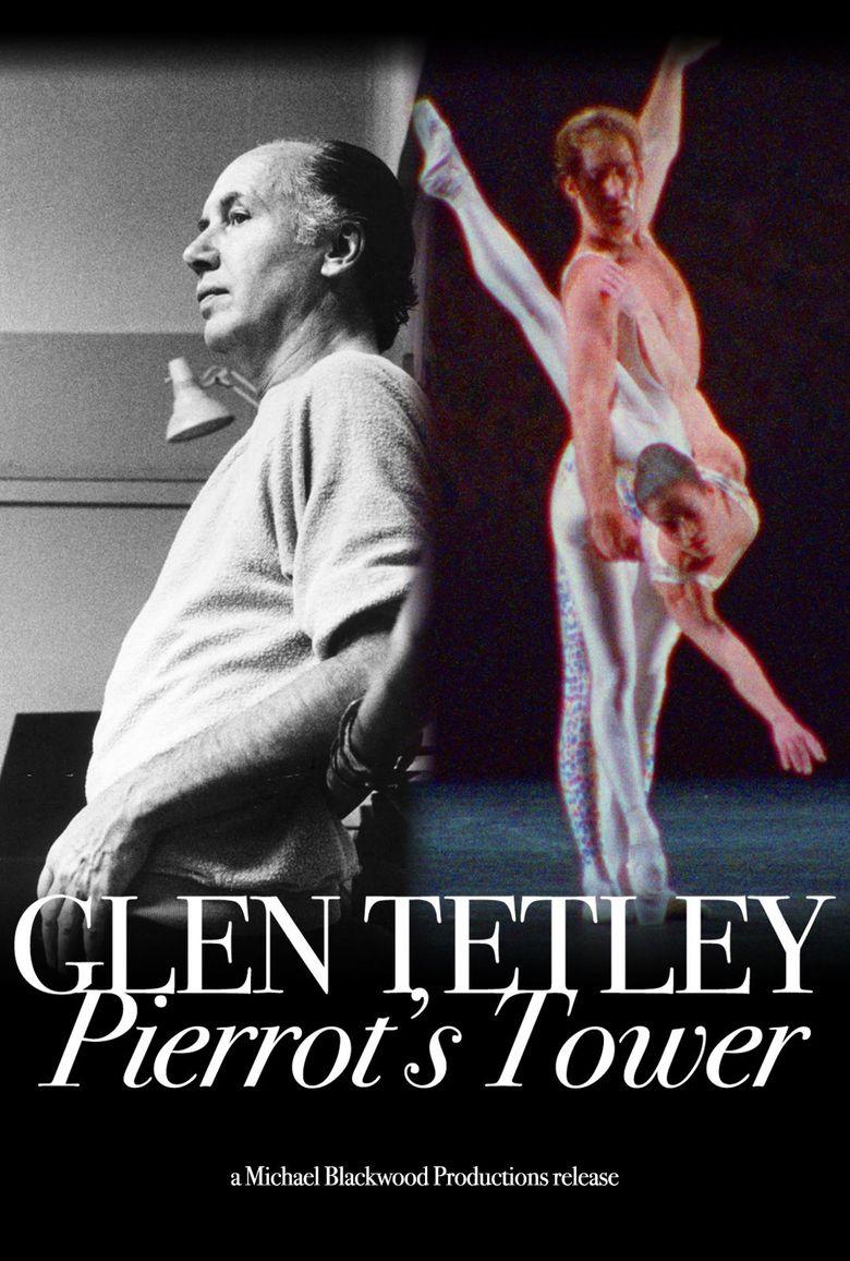 Glen Tetley: Pierrot's Tower Poster