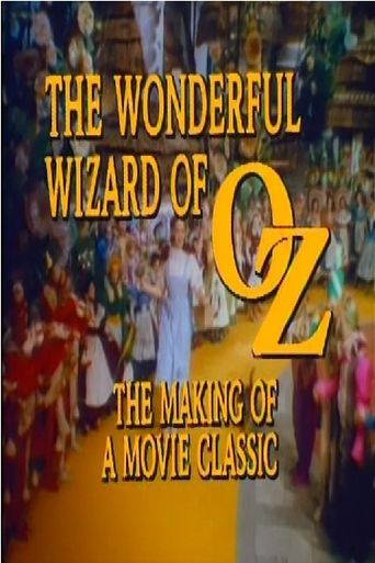 The Wonderful Wizard of Oz: 50 Years of Magic Poster