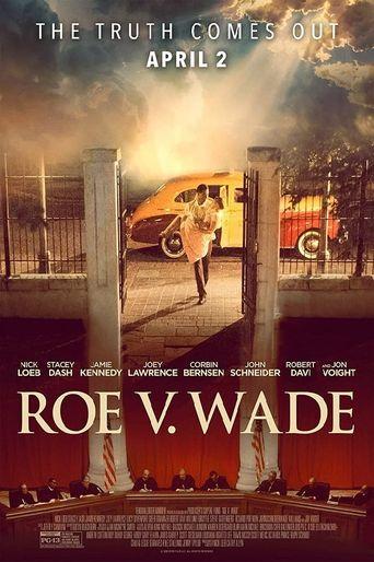 Roe v. Wade Poster