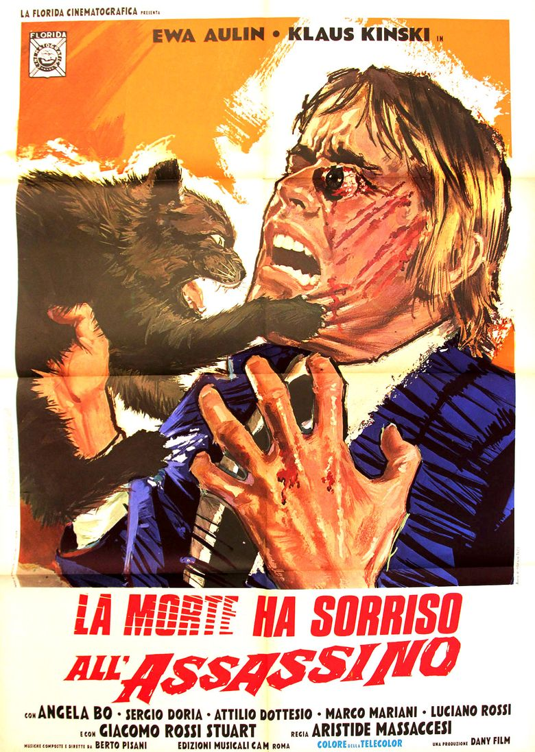 Death Smiles on a Murderer Poster