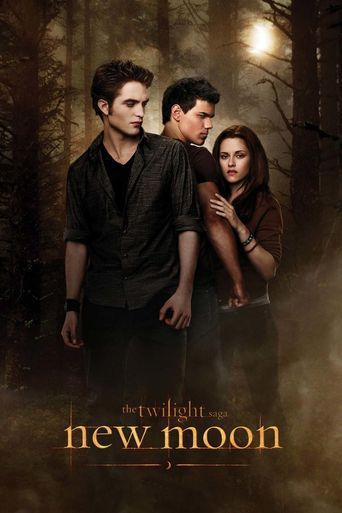 Watch The Twilight Saga: New Moon