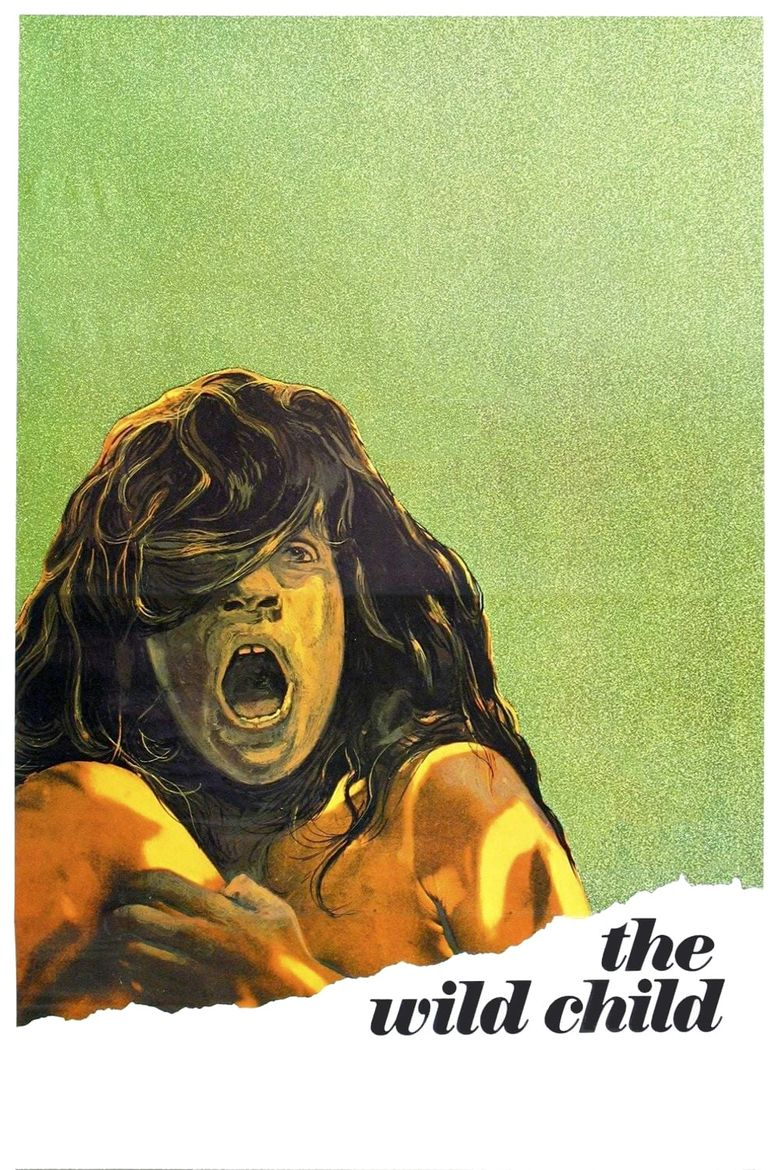 The Wild Child Poster