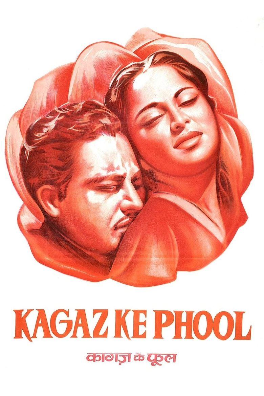 Kaagaz Ke Phool Poster