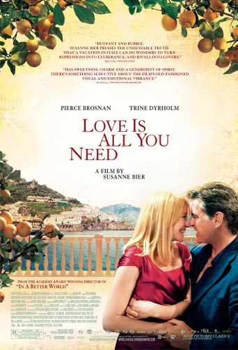 Love Is All You Need Poster
