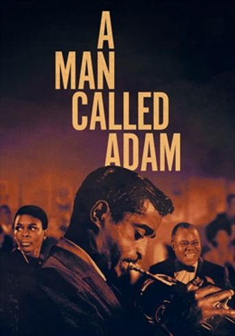 A Man Called Adam Poster