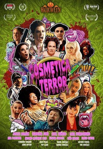 Cosmética Terror Poster